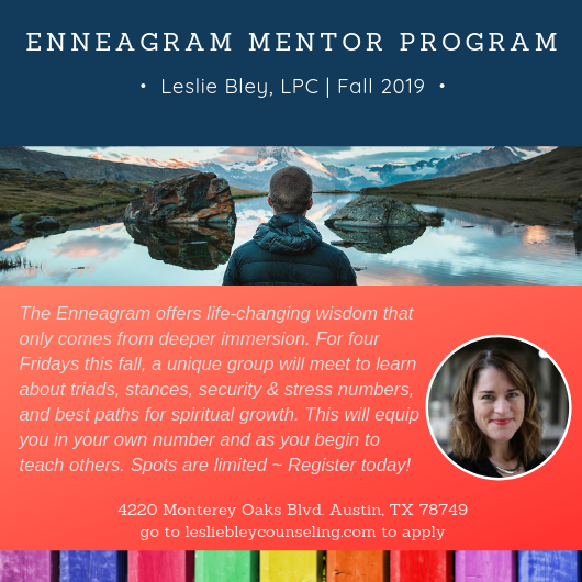 Mentor Program - Fall 2019